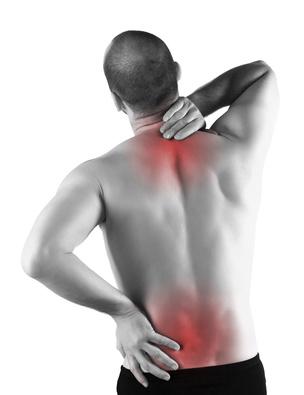 Gelenkschmerzen können ein Anzeichen für Arthrose sein.